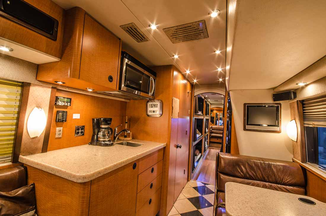 One direction tour bus interior - One Direction Tour Bus Interior 30