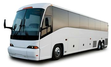 bus charter rental service