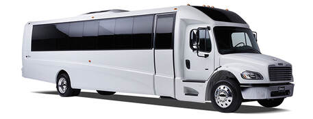 mini bus charter rental service